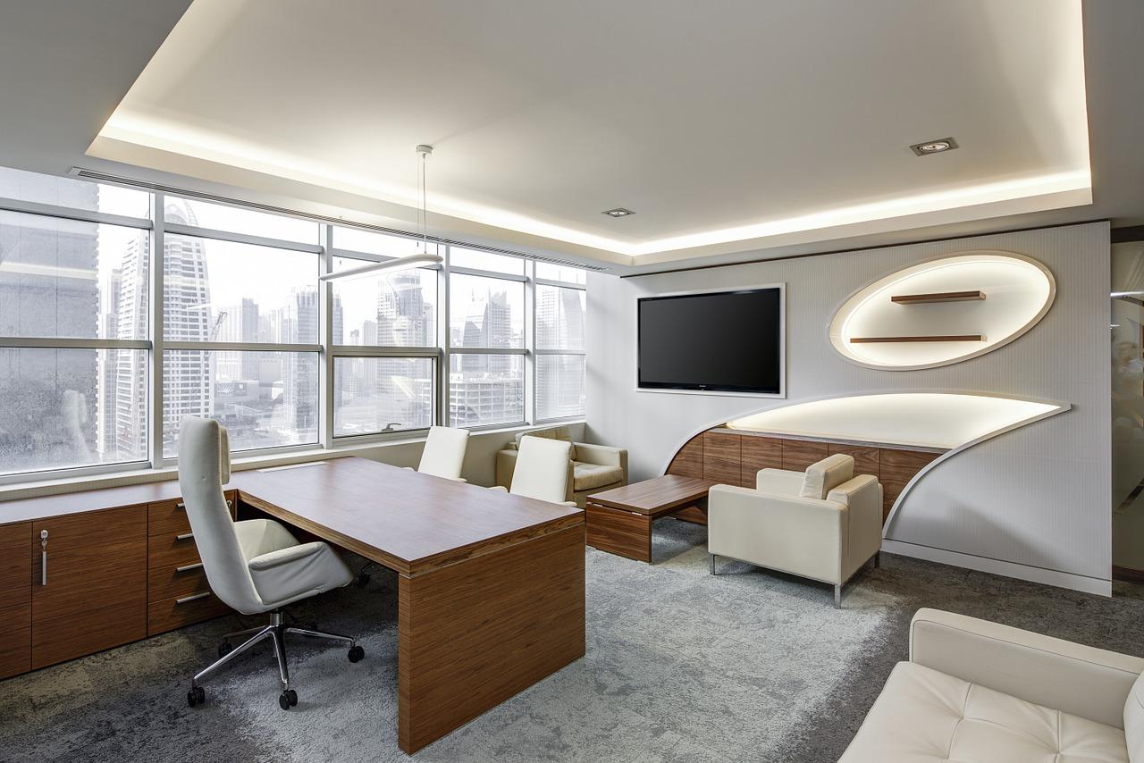 大企業オフィス