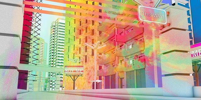 都会のデザイン