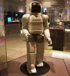 ロボットが仕事を奪う