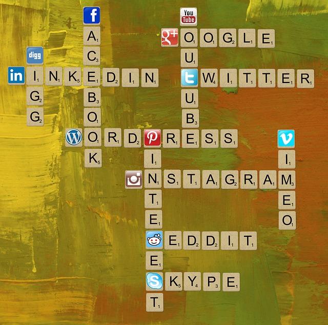 ソーシャルメディアの活用